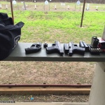 Guns at the Range