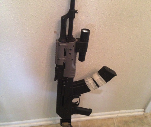 Ugly AK-47, WASR 10