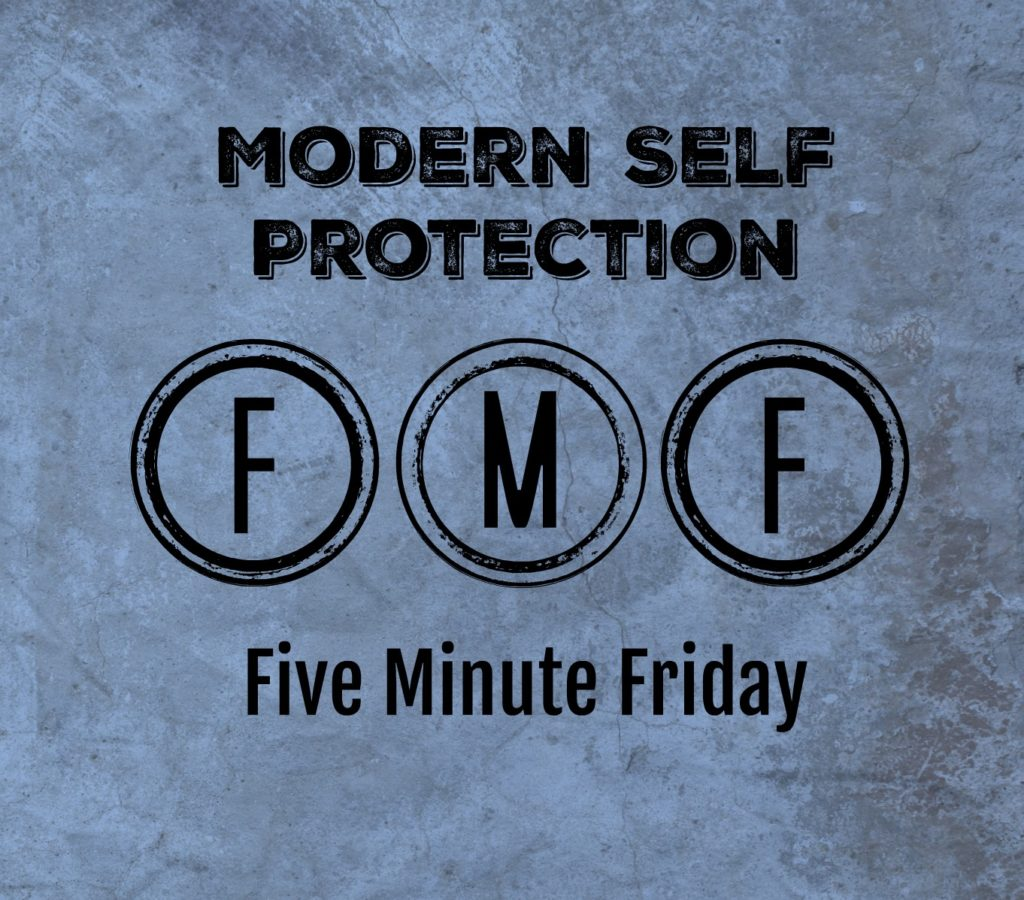 FMF Five Minute Friday