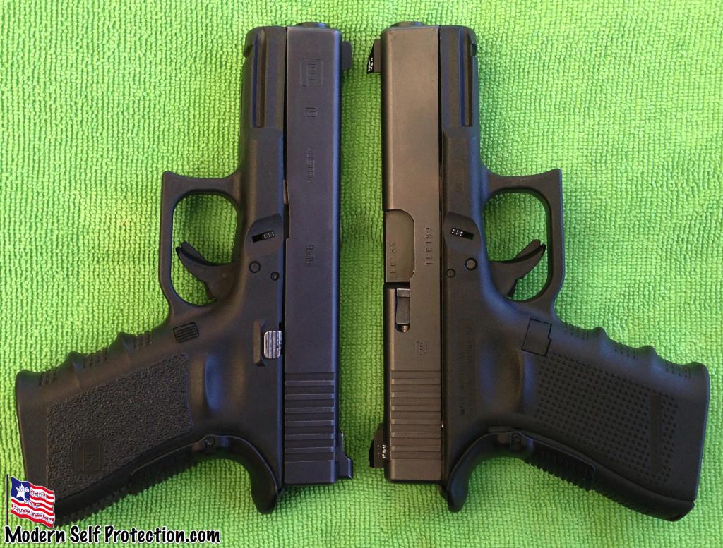 glock gen 3 vs gen 4 modern self protection